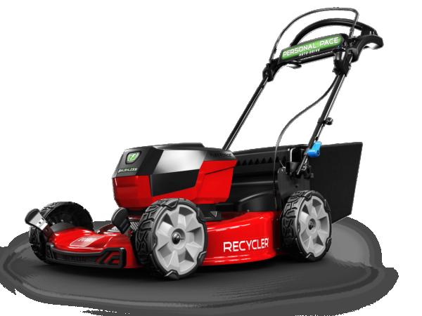 "Toro® 60V Max 22"" Recycler Mower"