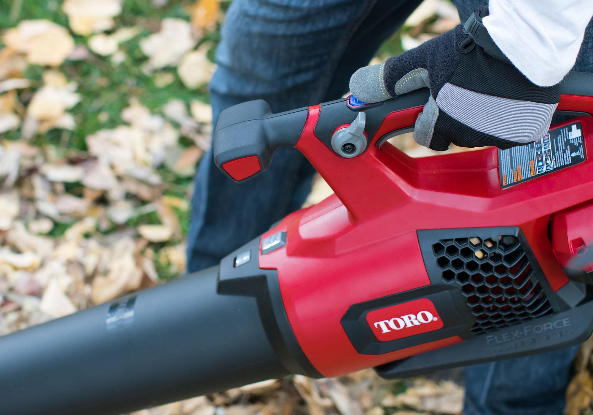 Toro® 60V Max Brushless Leaf Blower
