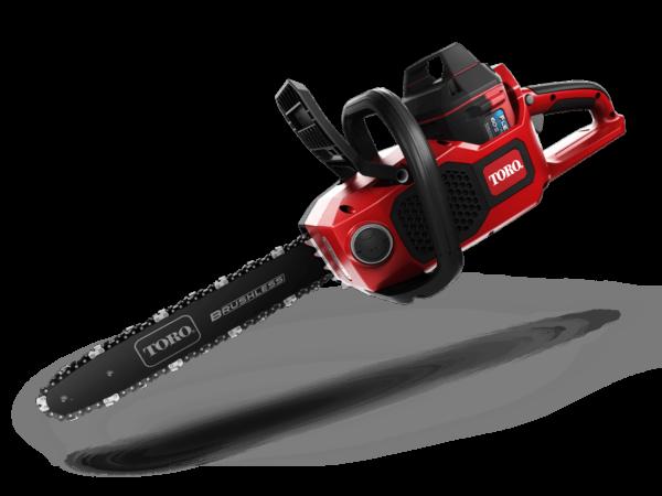 "Toro® 60V Max 16"" Brushless Chainsaw"