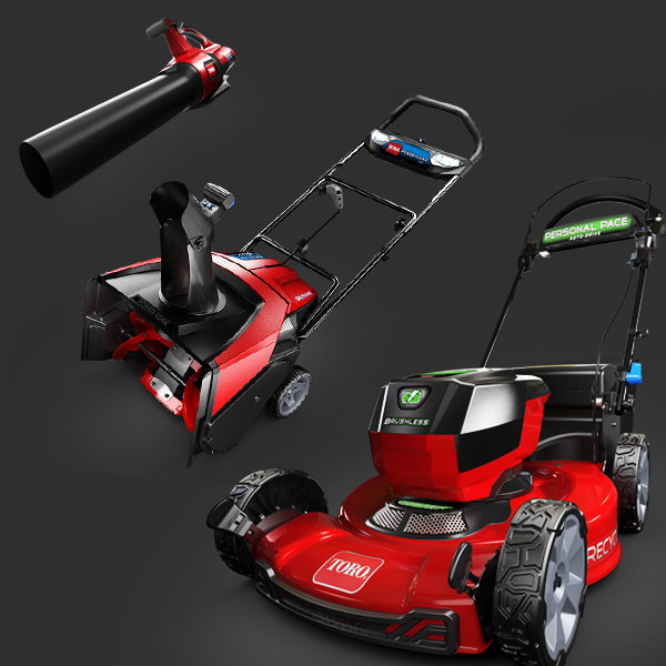Toro® 60V Force Flex Power System