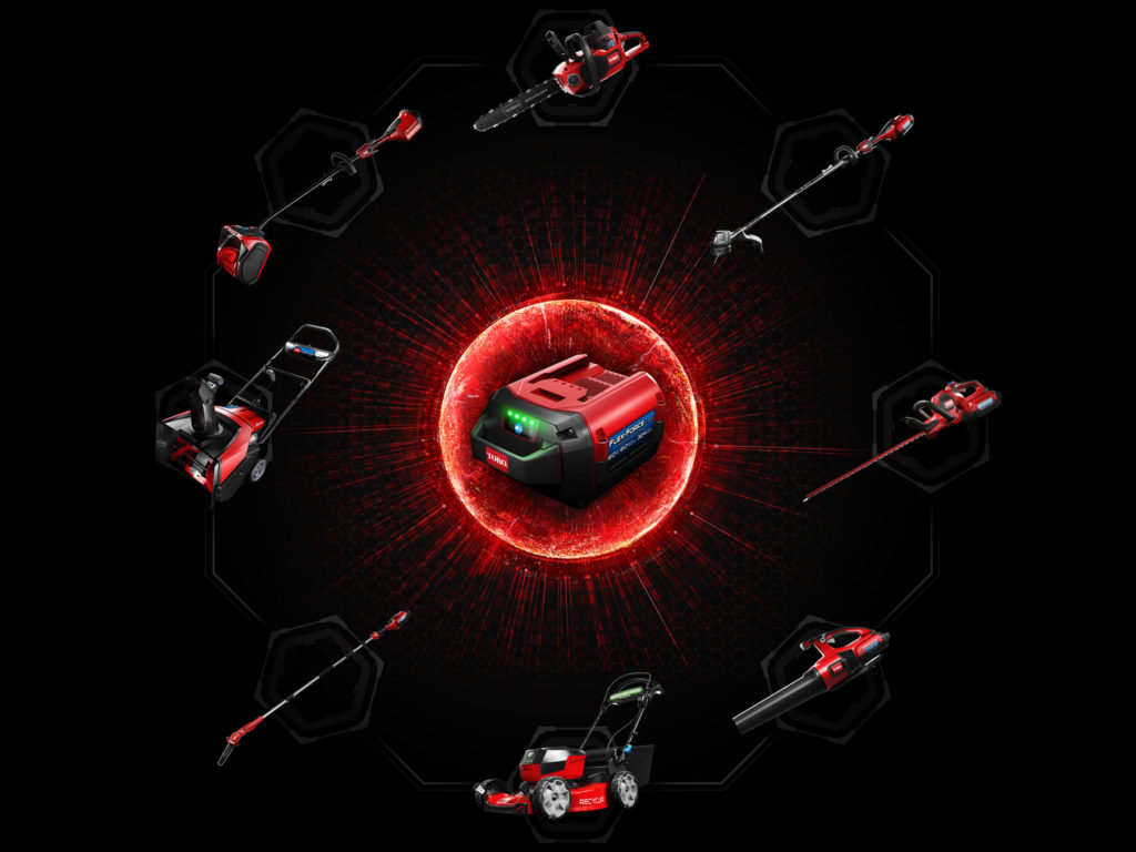 Toro&Reg; Force Flex Power System