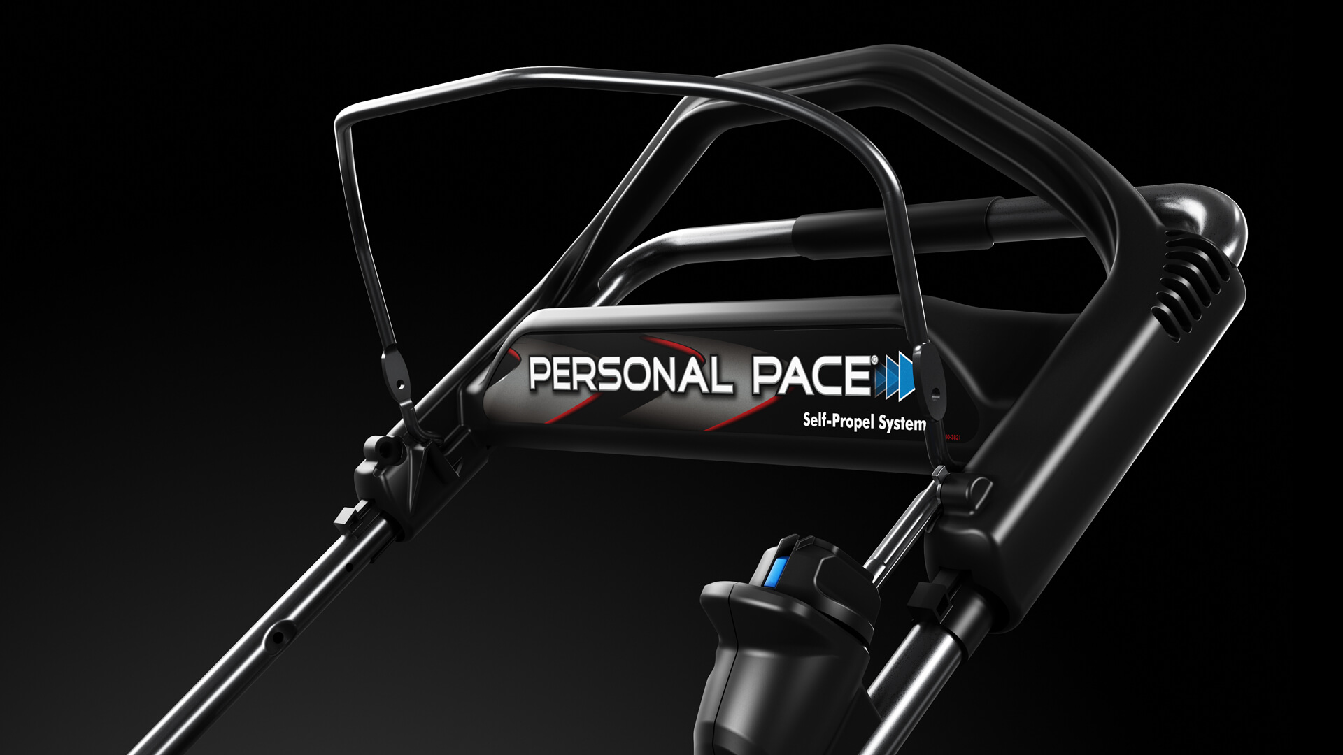 personal pace handle
